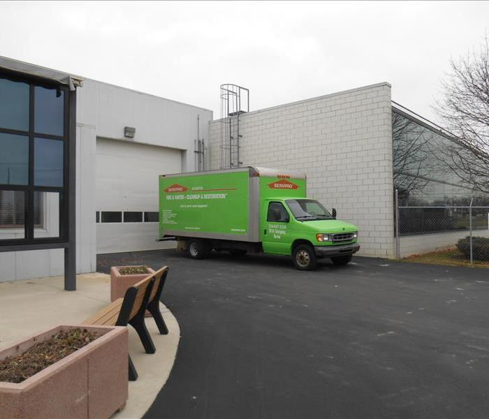 SERVPRO of Washtenaw County commercial services