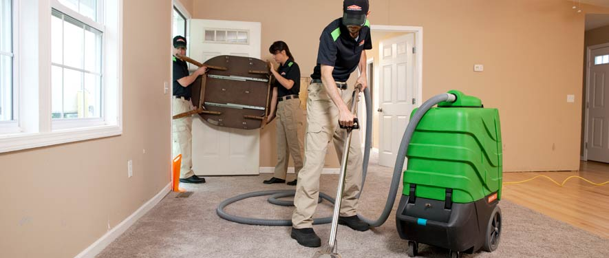 Ann Arbor, MI residential restoration cleaning
